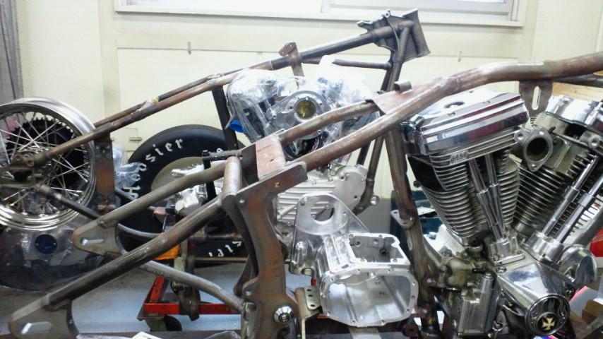 バイクシーズン到来?