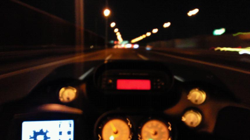 関越道パトロールちう。26<br />  時、高坂SA。
