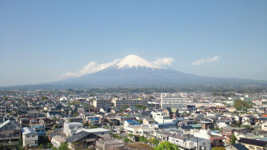 富士宮なう。