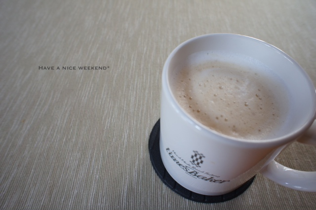 Have a coffee time?